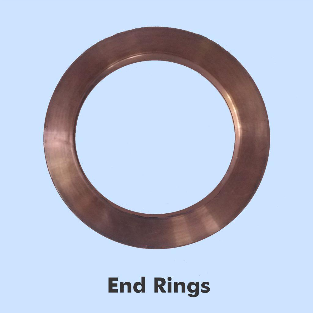 end rings