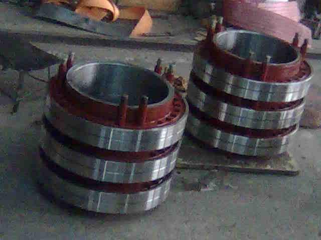 Slip Ring Steel